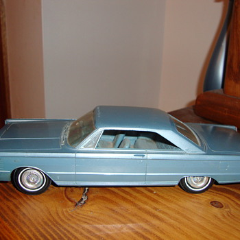 65 mercury parklane - Model Cars