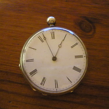 Pocket Antique Watch
