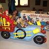Rare 1963 Beverly Hillbillies Car Playset W / Original Box