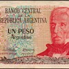 Argentina - 1 Peso Bank Note