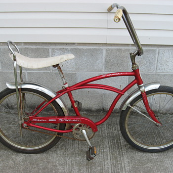 1973 Schwinn Junior Sting-Ray. - Sporting Goods