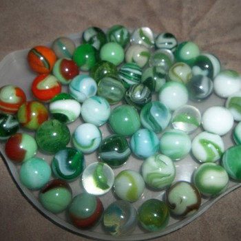 More Mystery Marbles! - Art Glass