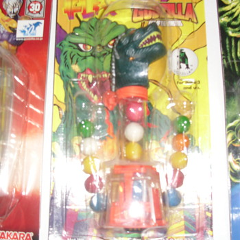 Godzilla Candy Dispenser
