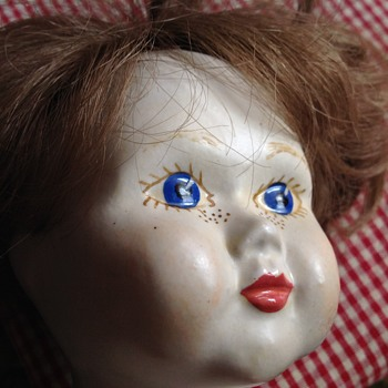 Doll found at a garage sell - Dolls