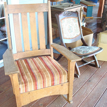 Peck & Hills Rocking Chair - Furniture