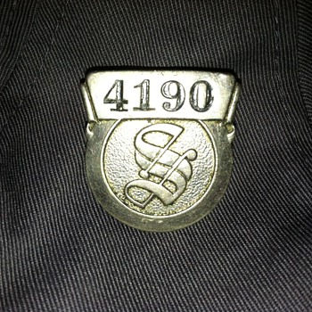 Employee Badge (Detroit?)
