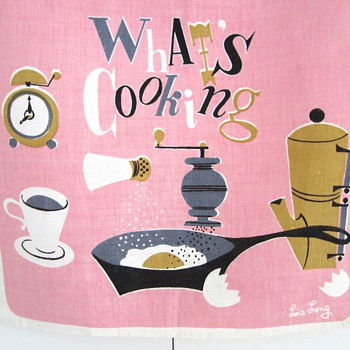 Tea Towel Time