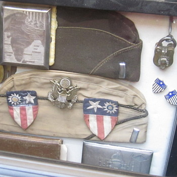 Keepsakes from India, World War II