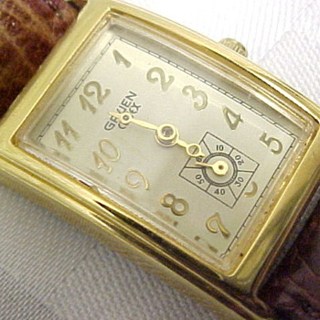 from my collection of vintage Gruen ladies wrist watches. - Wristwatches