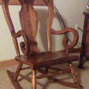 Old Rocking Chair? - Furniture