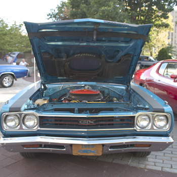 1969 Plymouth GTX - Classic Cars
