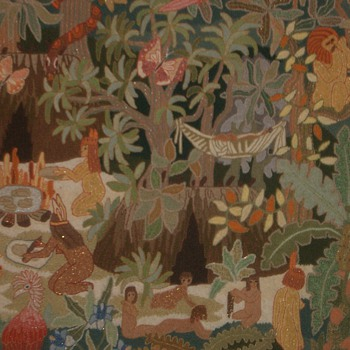 TAPESTRY &quot;Life in the Amazon&quot;
