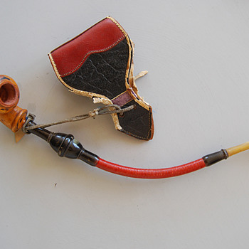 Has anyone seen a pipe like this?