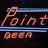 70's Stevens Point Beer Brewery Neon