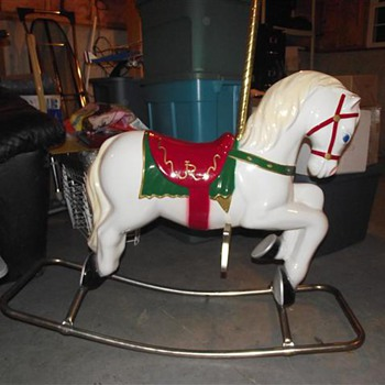 Carosel Rocking horse