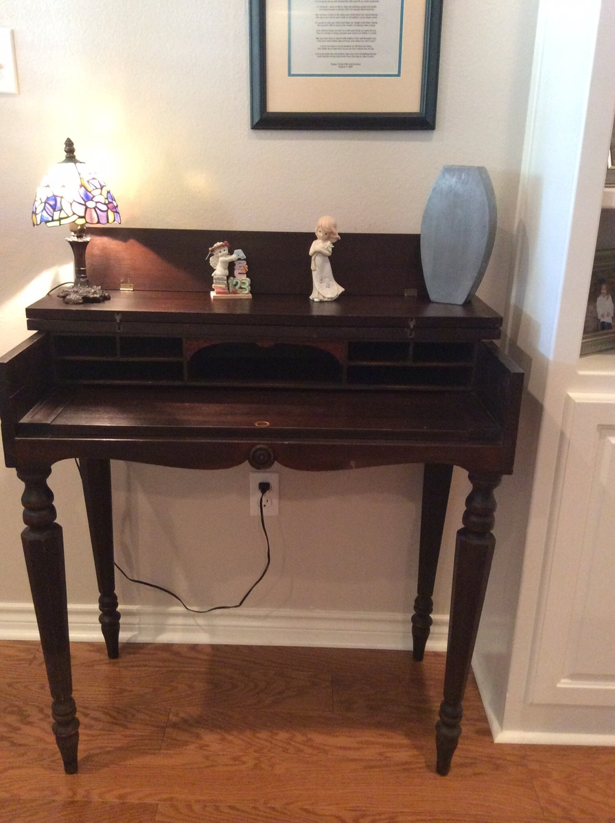 Vintage Piano Desk Collectors Weekly