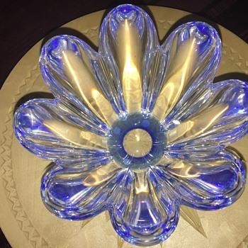Orrefors dish - Art Glass