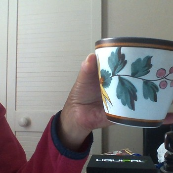 My inherited pot from my gorgeous mum I miss daily