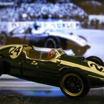 1959/60 Cooper - Climax T51/T53 F1 Car - Model Cars