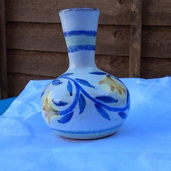 Vintage Vase - Art Pottery