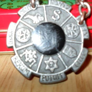 Help me identify this medallion please