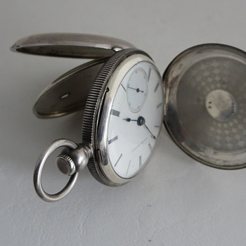 H.Z. Culver, National Watch Co. (Elgin Watch Co.) - Pocket Watches