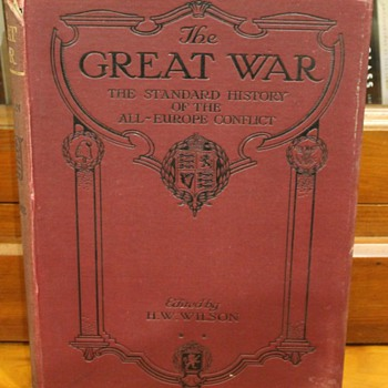 The Great War  - Volume 5 of 13 - Books