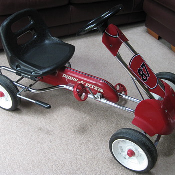Radio Flyer Pedal Car - Toys