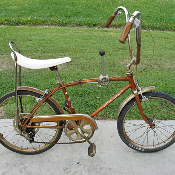 1966 Schwinn Fastback 5 speed.