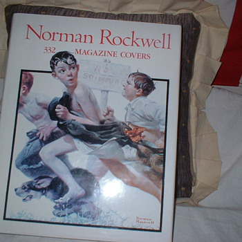 Norman Rockwell Magazine Covers - Books