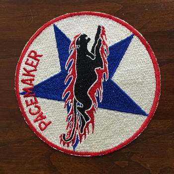 Vintage Original Korean War USN Squadron Jacket Patches