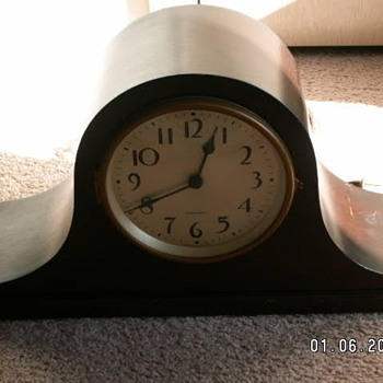 1920's Sangamo Mantle Clock - Clocks