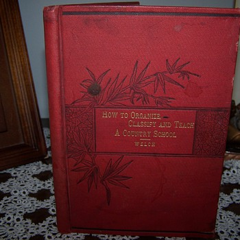 My husband's great grandmother's book - Books