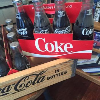 8 pack - Coca-Cola