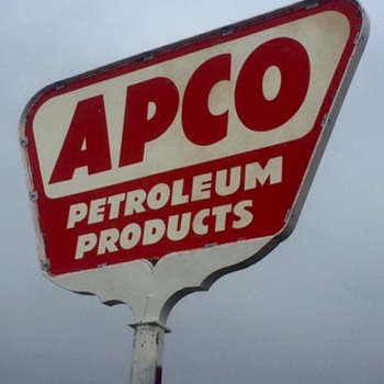 APCO Gas - Petroliana