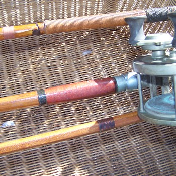 more pics of fishing rods - Fishing