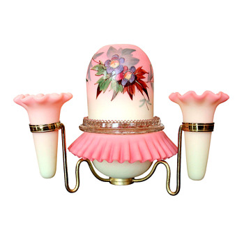 Webb Burmese fairy lamps
