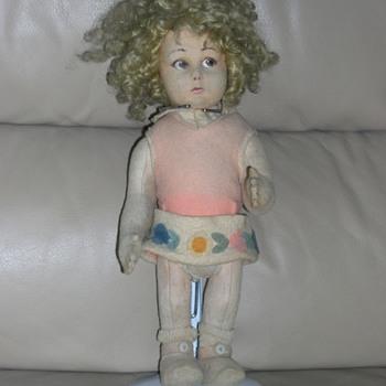 Mystery doll