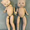 "Ralph A. Freundlich 1930s Composition ""3 Little Pigs"" Dolls (Minus One)"