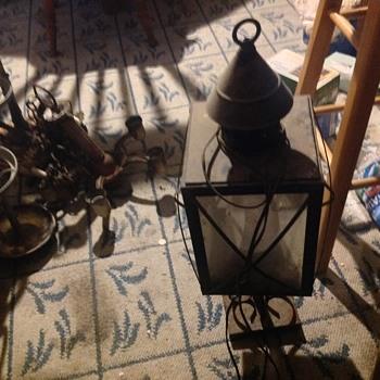 Lamp antique