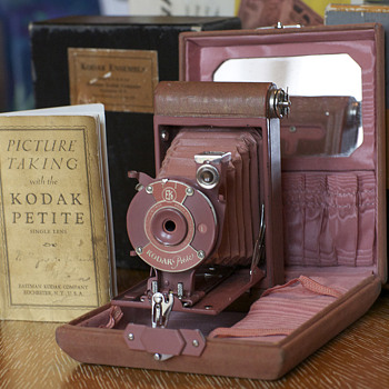 Kodak Ensemble in Old Rose
