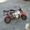 MY 1963 SIMPLEX COMPACT SPORTSMAN MOTORBIKE