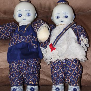 China Dolls? - Dolls