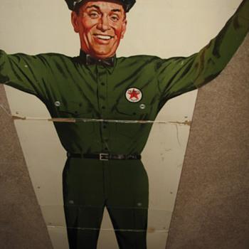 Texaco Man 1961