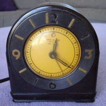 "New Haven ""Mars"" Alarm Clock"