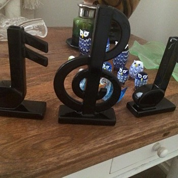 Music Vases - Treble Clef and 2 Semi Quavers