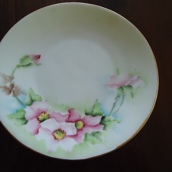 Favorite Bavarian China Plates - China and Dinnerware