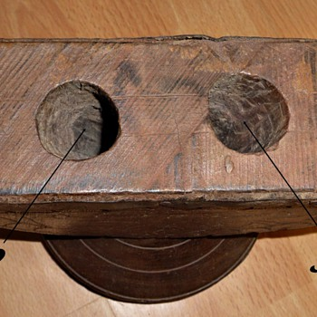 New pictures of mystery object - Folk Art