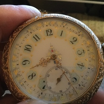 .POCKET WATCH- ELGIN - Pocket Watches