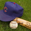 1979 Dave Kingman Game Used Cap, Bat, &amp; 214th Career HR Ball